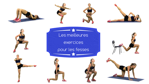Comment perdre des fesses for Abdos fessiers exercices a la maison