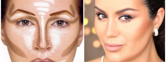 Tendance Maquillage : le Contouring