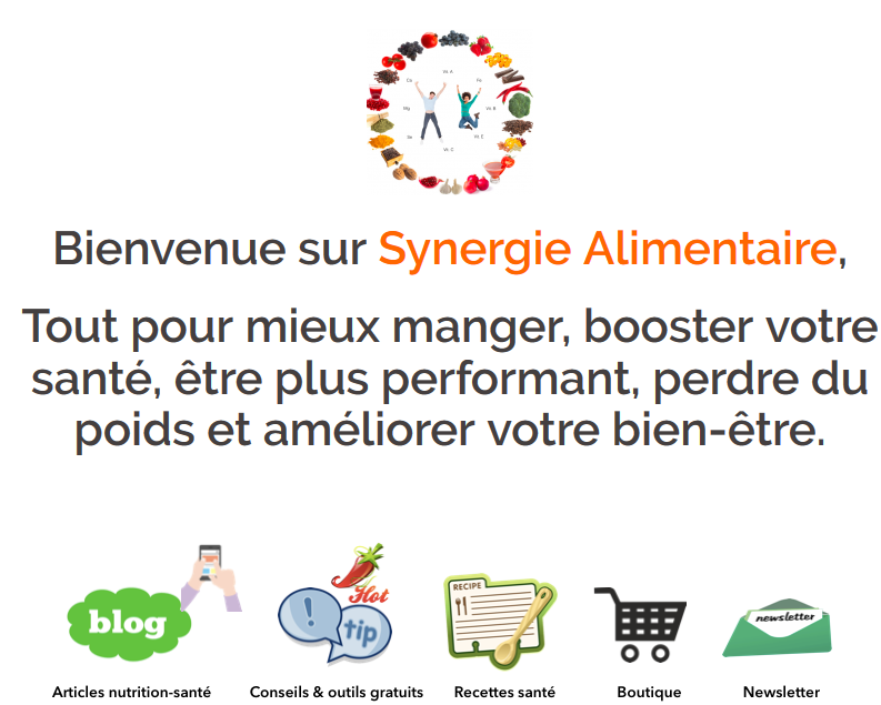 guide synergie alimentaire